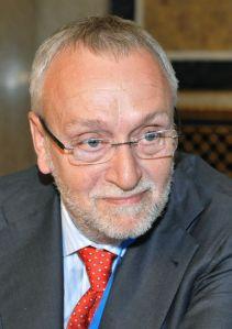 Rudolf Fischer - ehemaliger Vorstand der Telekom