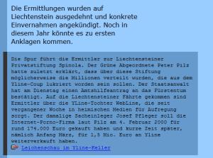 Bericht aus dem Jahr 2004 aus der ORF Futurezone