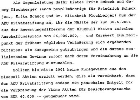 Urteil ADU gegen Familien Scheck und Plochberger