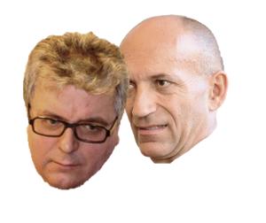 Plaudereien zwischen Friedrich Scheck und Thomas Keppert