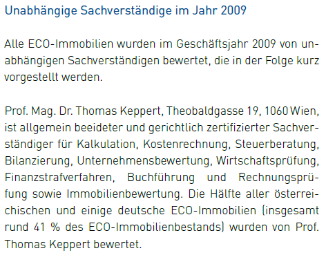 Thomas Keppert als Immobiliengutachter in der ECO Business Immobilien AG