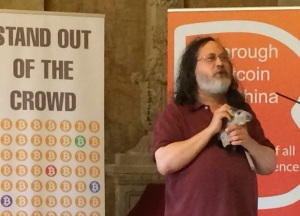 Richard Stallman verkauft sein Gnu