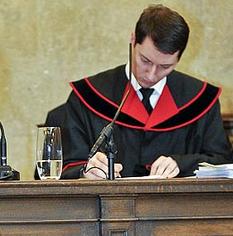 Staatsanwalt Alexander Marchart